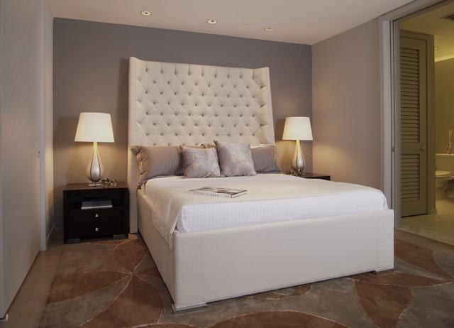 W Downtown Atlanta contemporary-bedroom
