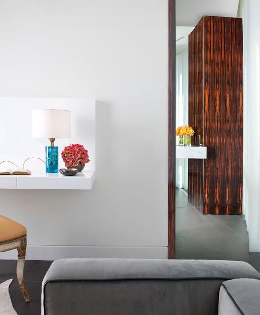 W Residences modern-bedroom