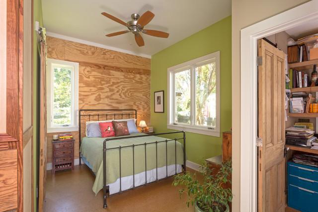 WaaM HOUSE eclectic-bedroom
