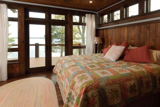 Wabigoniss Shores traditional-bedroom