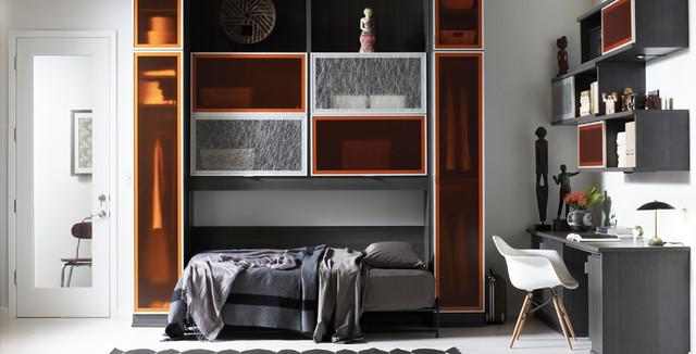 Wall Beds Modern Bedroom