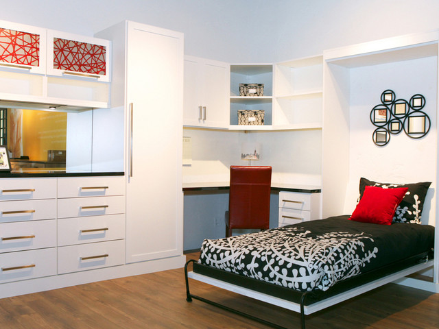 Wall Beds - Bedroom - new york - by California Closets