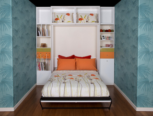 Wall beds bedroom albuquerque by california closets for The craft room albuquerque
