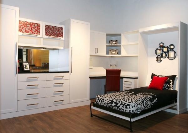 Wall Beds modern-bedroom
