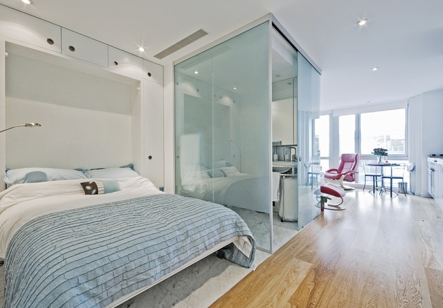 wall beds contemporary-bedroom