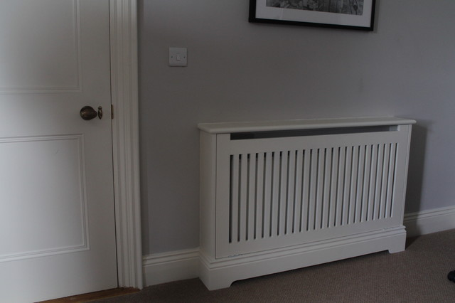 Wall Panelling And Radiator Covers Country Bedroom Other By Declan Sexton Sons Houzz Uk