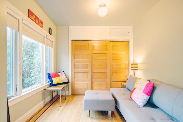 Waller Street Remodel eclectic-bedroom