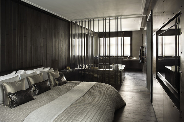 WAN Interior Design Awards Residential Contemporary Bedroom