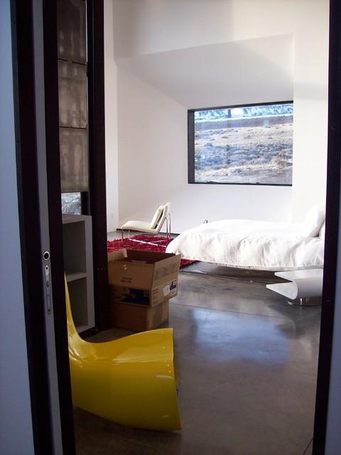 Wapiti Valley Residence moderne-chambre