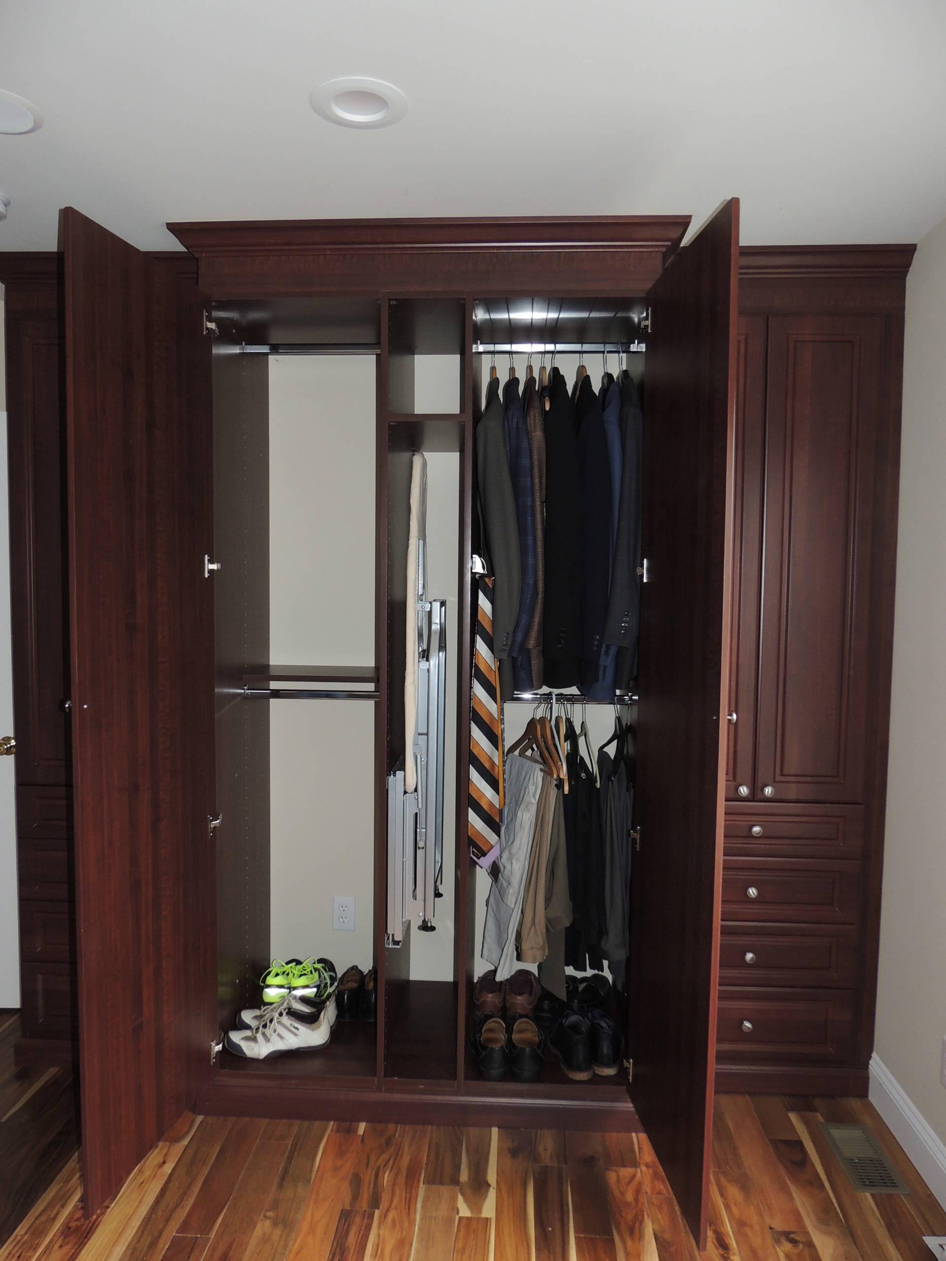 Wardrobe Wall Unit