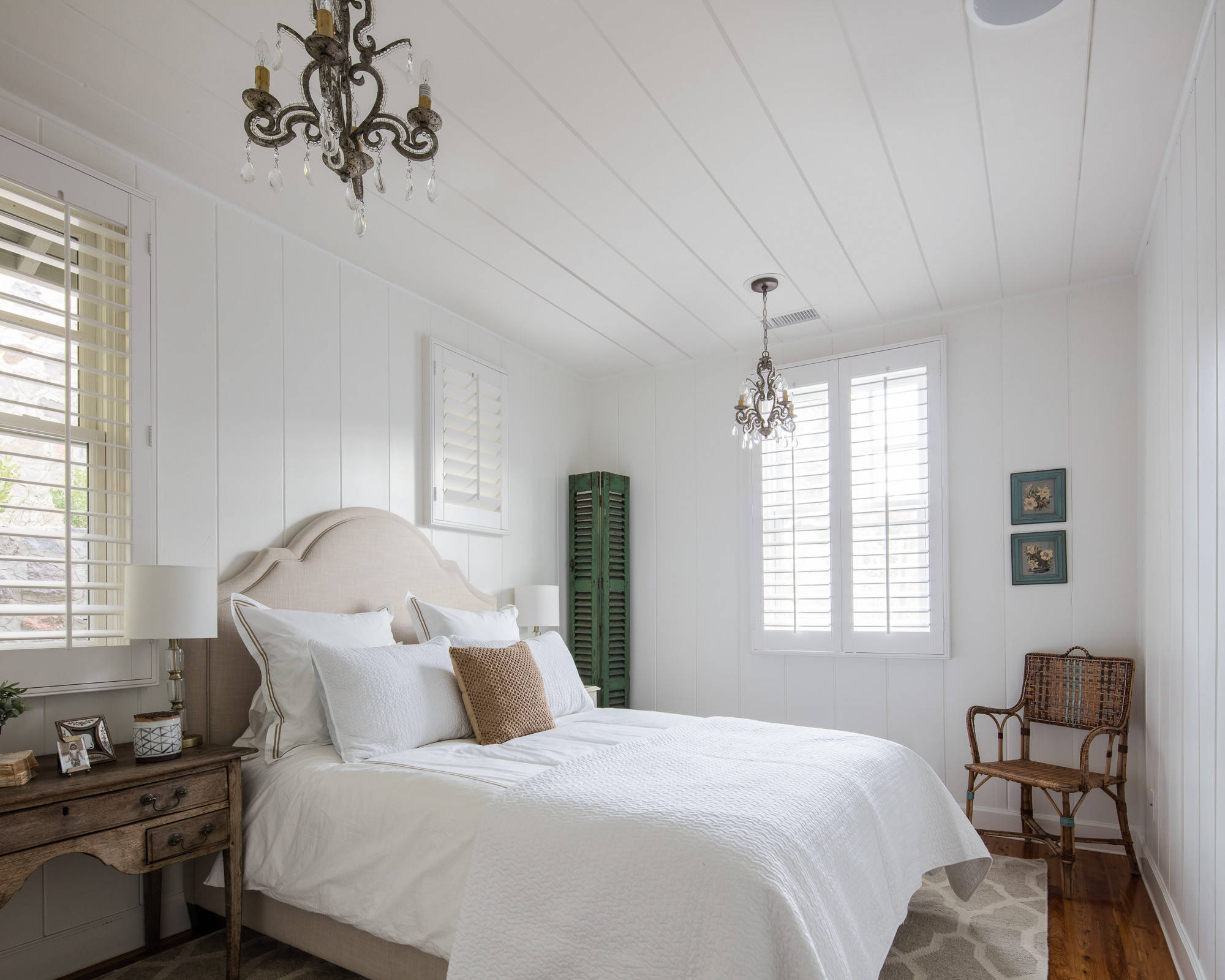 12 Beautiful French Country Bedroom Pictures & Ideas - January