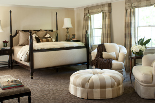 Master Suite and Bath Collection traditional bedroom