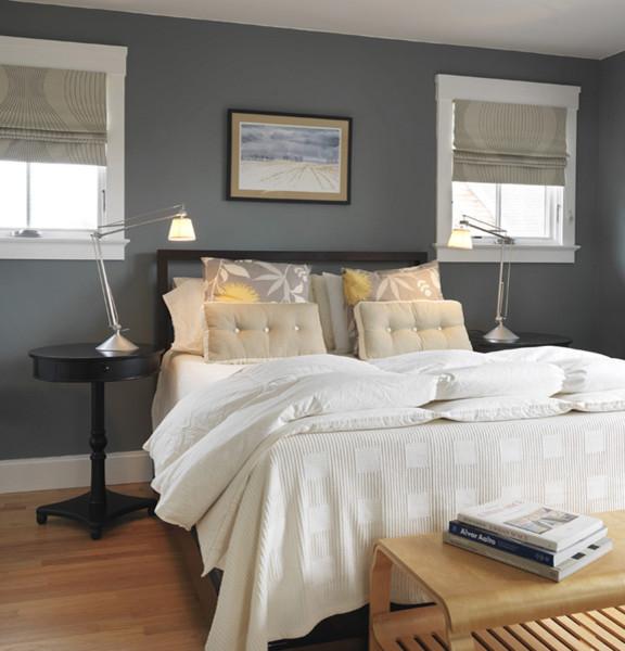 Warren Residence contemporary-bedroom