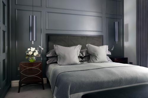 Bedroom Bedside Lights Pendant Lighting - Bedroom nightstand lights
