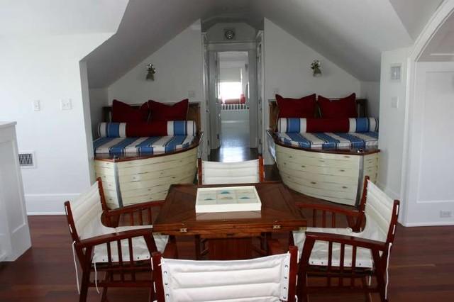 Watercolor Residence eclectic-bedroom