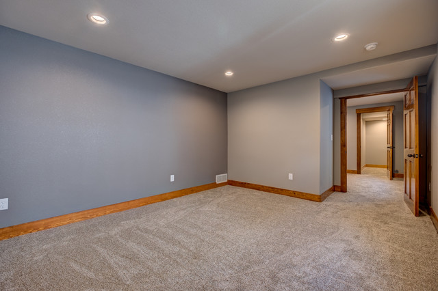 Inspiration for a bedroom remodel in Other