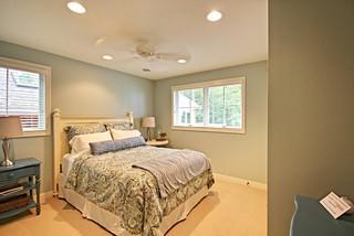 Waukeena - Beach Style - Bedroom - grand rapids - by Cottage Home, Inc.