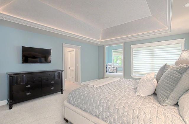 Webster St. traditional-bedroom