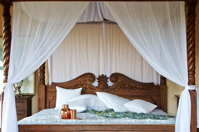 Weekend Home indian-bedroom