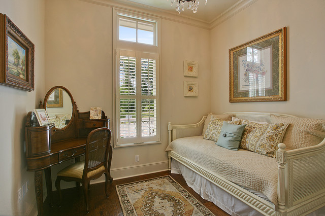 Welcoming Guest Suite traditional-bedroom - Welcoming Guest Suite - Traditional - Bedroom - New Orleans - By