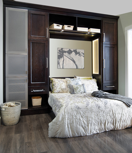 Wellborn Cabinet - Contemporary - Bedroom - by Wellborn Cabinet, Inc.