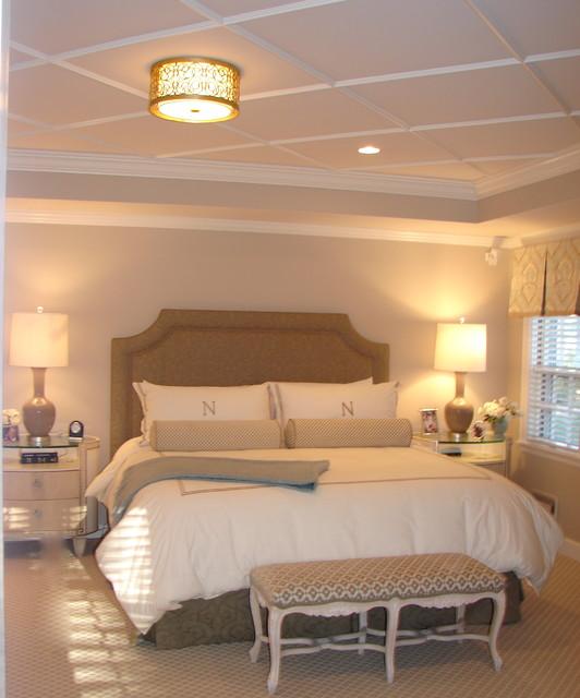 Wellesley Master Bedroom traditional-bedroom