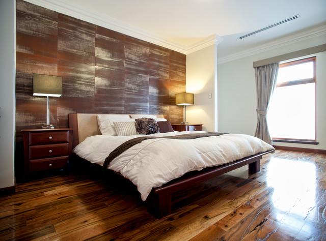 Wembley contemporary-bedroom