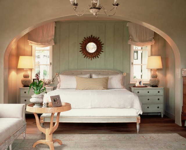 Wendi Young Design traditional-bedroom