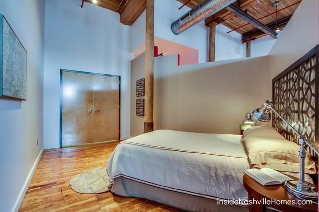Werthan Lofts contemporary-bedroom