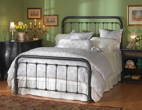 Wesley Allen Iron Beds Traditional Bedroom