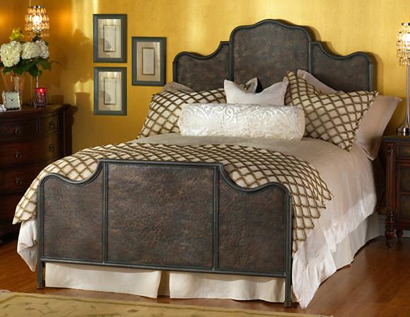Wesley Allen Iron Beds Traditional Bedroom
