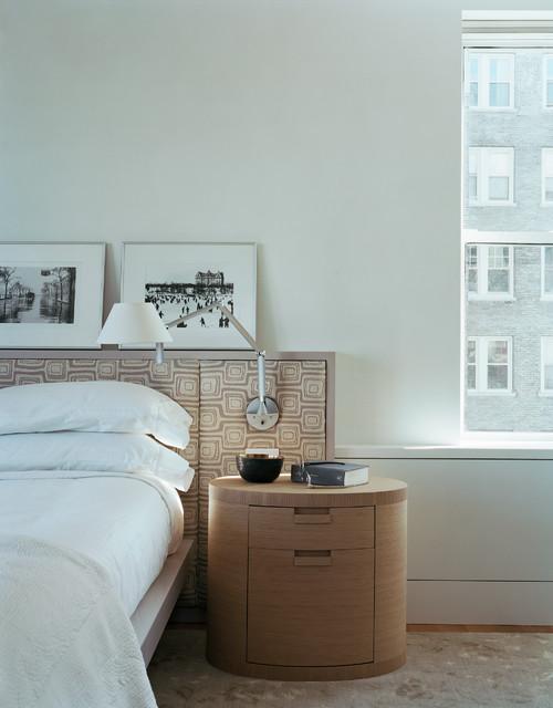 Donald Billinkoff Architects contemporary-bedroom