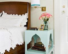 West Hills Victorian traditional-bedroom