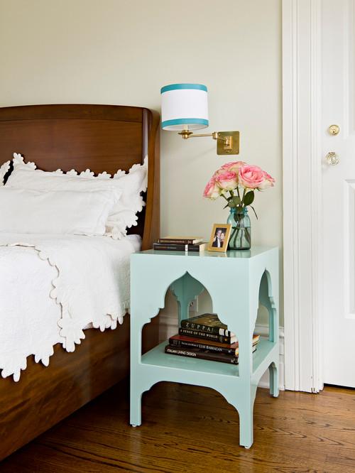 Photo credit: Traditional Bedroom by Portland Interior Designers & Decorators Jessica Helgerson Interior Design