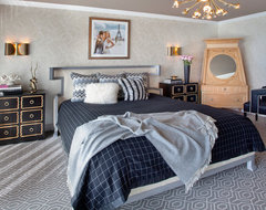West Hollywood contemporary-bedroom