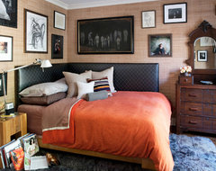 West Hollywood Residence eclectic-bedroom