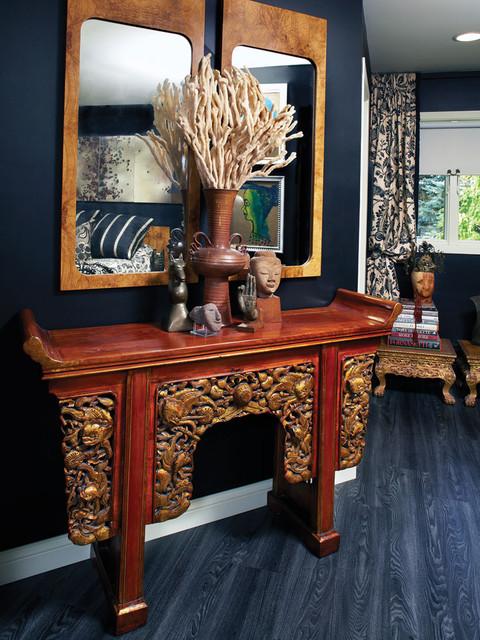 West Metro Bungalow eclectic-bedroom