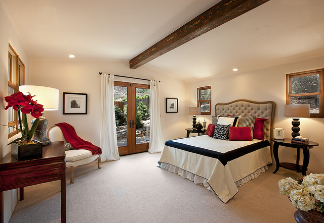 West Mountain traditional bedroom