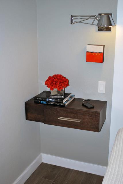 West Orchid Lane modern-bedroom