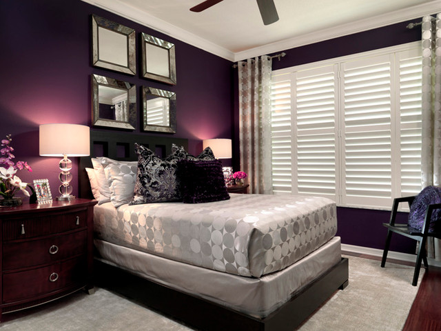 residence contemporary bedroom tampa by terri white design
