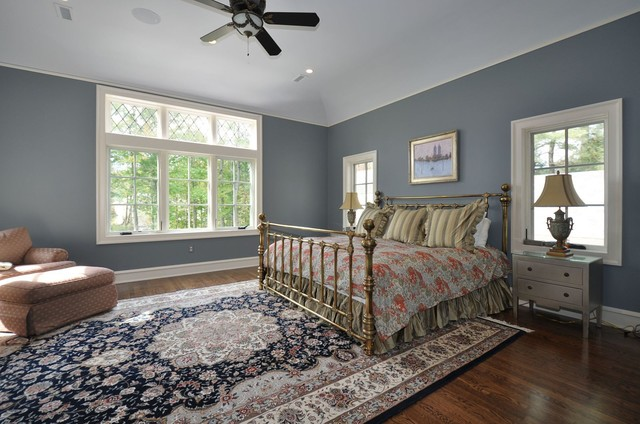 Westfield addition traditional-bedroom