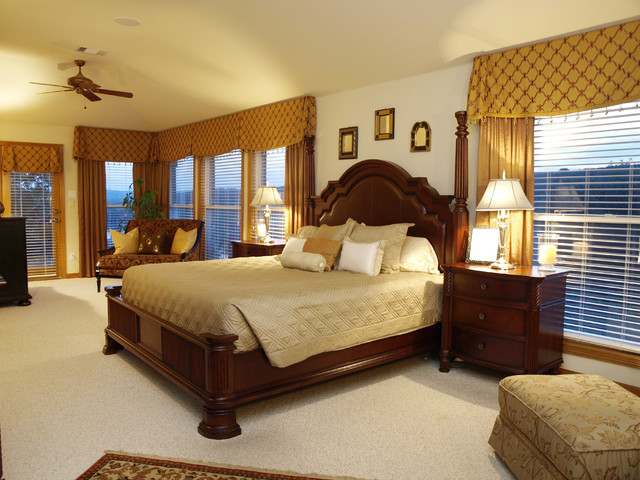 Westlake traditional-bedroom