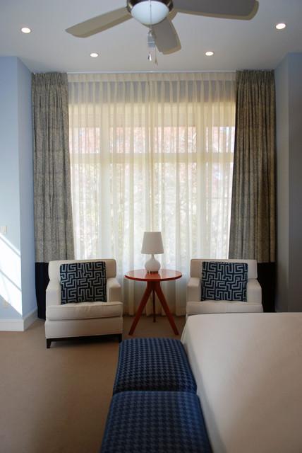 Westlake Residence contemporary-bedroom