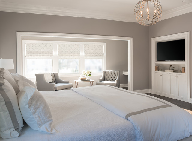 Westminster Master Bedroom Bathroom Transitional Bedroom New York By Cory Connor Designs