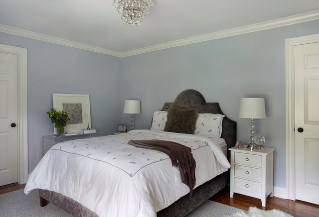 Westport Ct Transitional Bedroom New York By Michele Bitter Designs