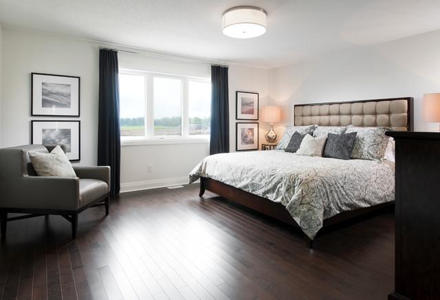 Westport Model Home Master Bedroom Ottawa By Tartan