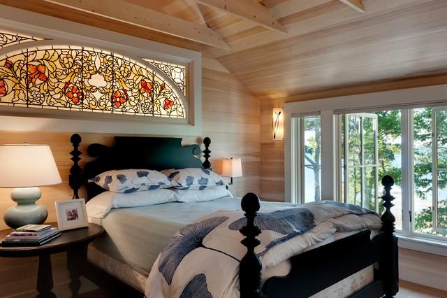 Wharf house beach style bedroom portland maine by - Bedroom furniture portland maine ...
