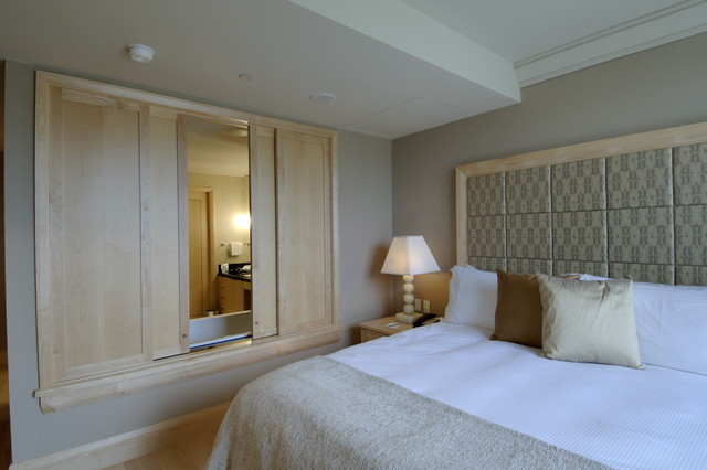 While at CHil Disgn Group contemporary-bedroom