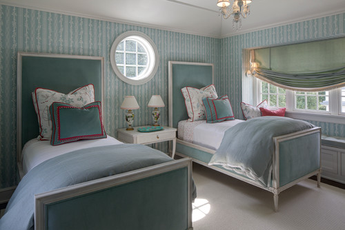 Bedroom by Chagrin Falls Design-Build Firms W Design Interiors