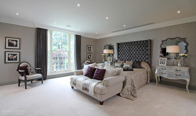 Whincop Cheam Sutton Uk Contemporary Bedroom